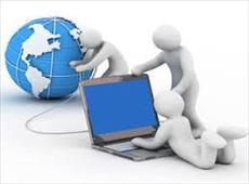 پاورپوینت با موضوع درآمدی بر بازاریابی الکترونیک