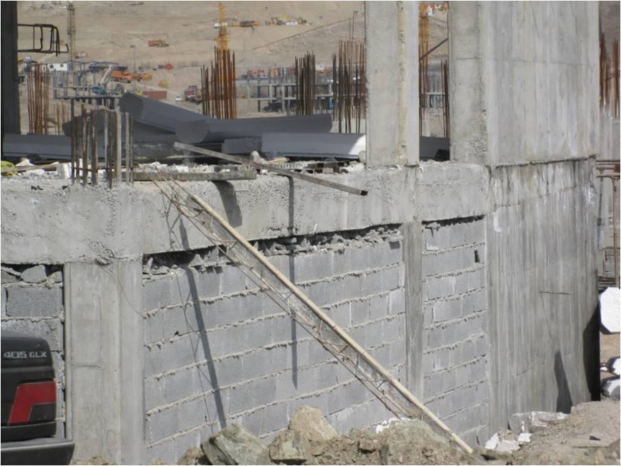 مشکلات ،نواقص و نکات اجرایی پروژه های ساختمانی